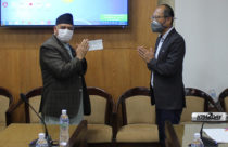 Ncell contributes Rs 100 million(10 Crore) to the Govt for COVID Infection Prevention, Control and Treatment