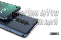 OnePlus 8 Pro and OnePlus 8 design revealed, set to Launch on April 15