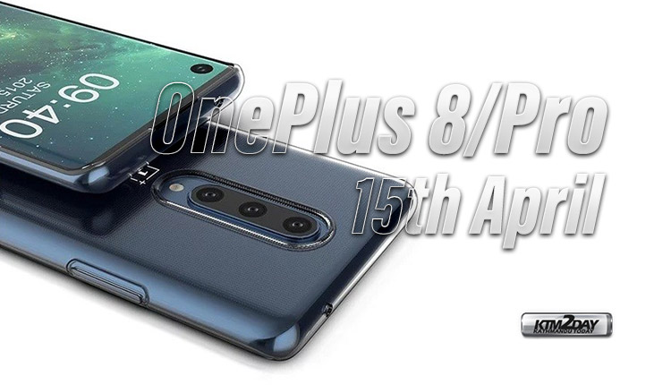 OnePlus 8 Pro Launch Date