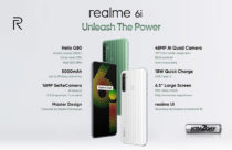 Realme 6i launched with Helio G80, 48 MP quad camera and 5,000 mAh battery