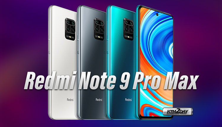 Redmi Note 9 Pro Max Price In Nepal Specs Features Ktm2day Com