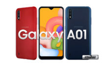 Samsung Galaxy A01 with Dual Camera setup and 3000 mAh battery launched