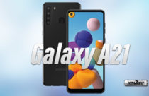 Samsung Galaxy A21 With 4,000mAh Battery, Quad Rear Cameras Launched