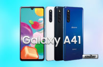 Samsung Galaxy A41 goes official with Infinity-U screen, 48 MP triple camera and IP68
