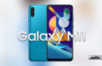 Samsung Galaxy M11 official renders leak with full specs