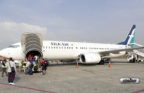 Passengers that arrived from Silk Air to remain in self-isolation for 14 days