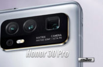 Honor 30 and Honor 30 Pro specifications revealed prior to launch