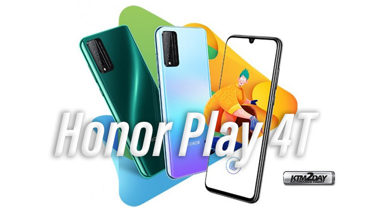 Honor Play 4T Price Nepal