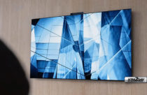 Huawei presents its first Smart TV with OLED panel and pop-up camera