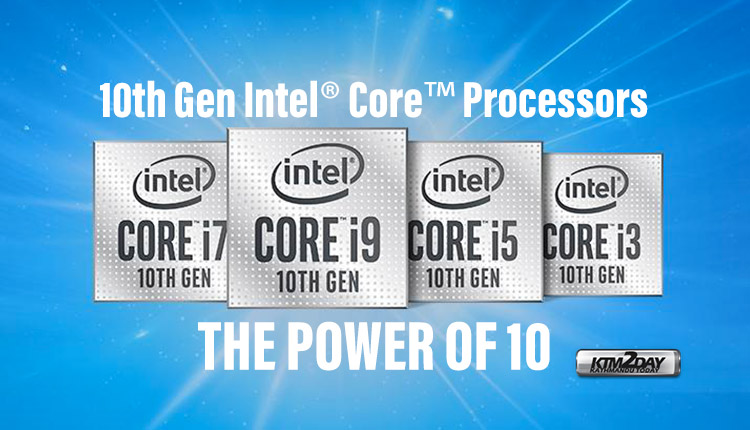 Intel 10th Gen Comet Lake H Processors