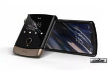 Motorola Razr launched in a new blush gold color