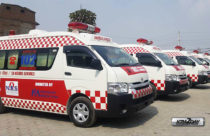 Govt prepares Around 2,000 Ambulances on Standby For COVID-19 Contingency