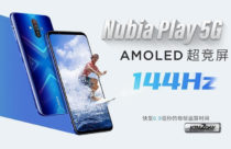 Nubia Play 5G is official: Best mid-range for gaming in 2020