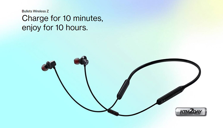 Oneplus Bullets Wireless Z Price In Nepal Ktm2day Com