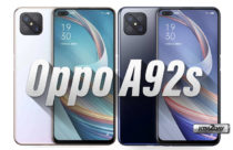 Oppo A92s announced with 120Hz display and 5G