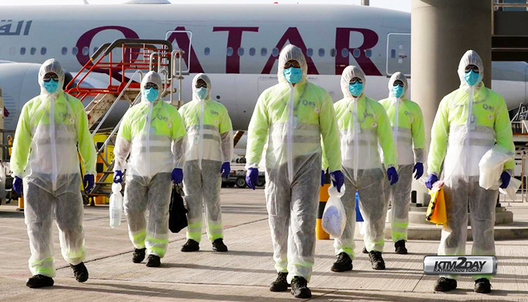 Qatar-expels-workers-illegally