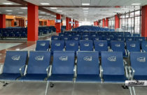 Construction of new departure hall at TIA completed