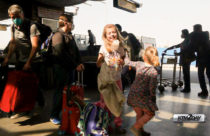 Hundreds of stranded Americans flown out of locked-down Nepal