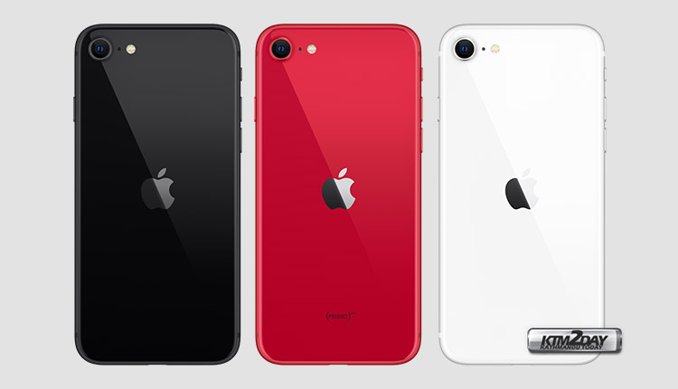 Apple iPhone SE Color Options