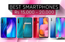 Best Smartphones In Nepal (Rs15,000 to Rs 20,000)