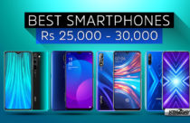 Best Smartphones In Nepal (Rs.25,000-Rs.30,000)