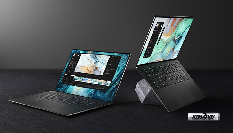 Dell XPS 17 - XPS 15 2020 Price Nepal