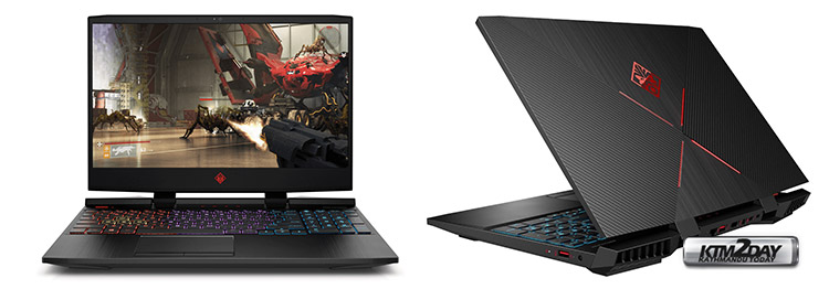 HP OMEN 15 i7 8TH GEN