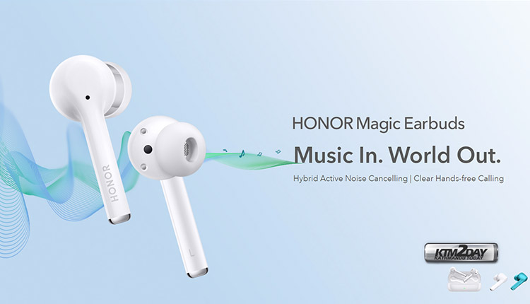 Honor Magic Earbuds Price in Nepal