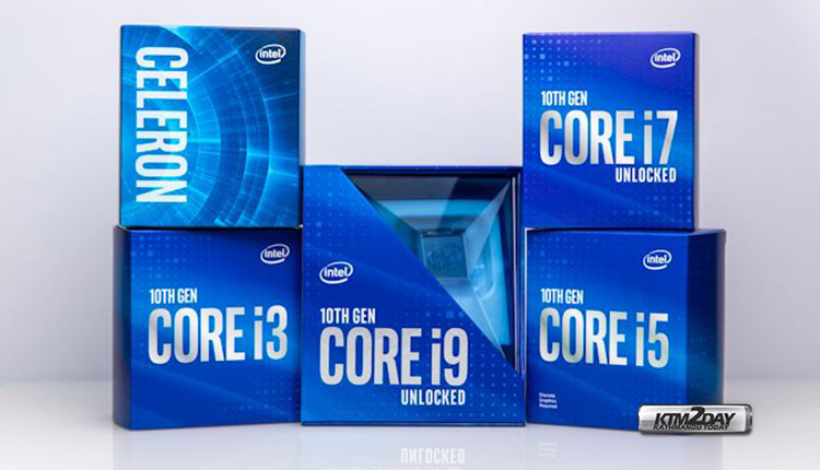 Intel 10th gen SkyLake Desktop Processors