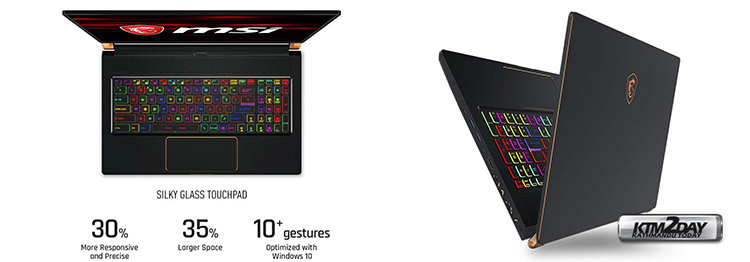 MSI GS75 STEALTH i7 9TH GEN