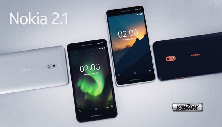 Nokia 2.1 Price in Nepal