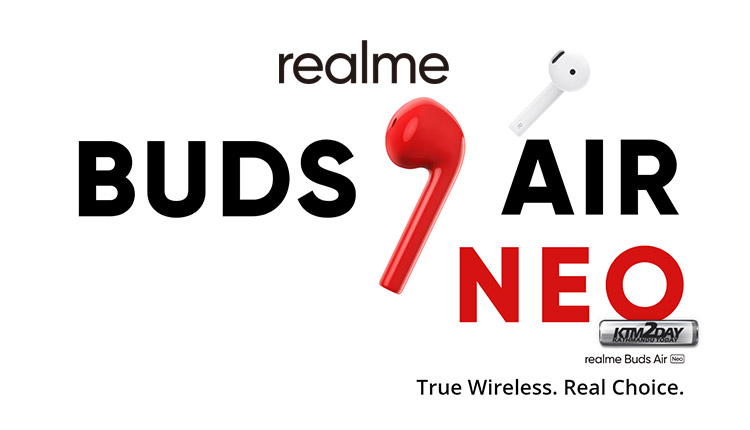Realme Buds Air Neo Price in Nepal