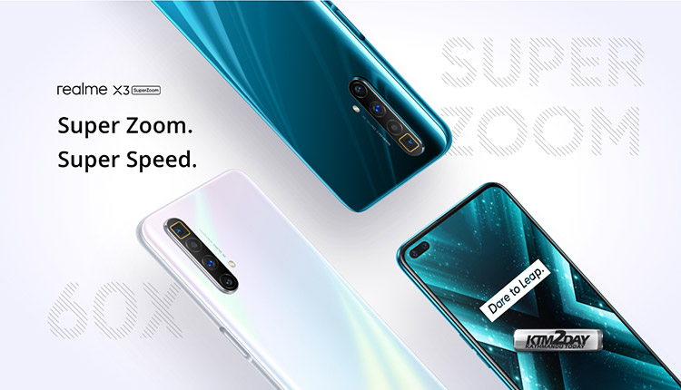 Realme X3 Superzoom Price In Nepal Specs Features Ktm2day Com