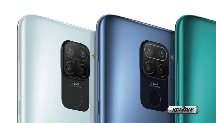 Redmi note 9 Camera features