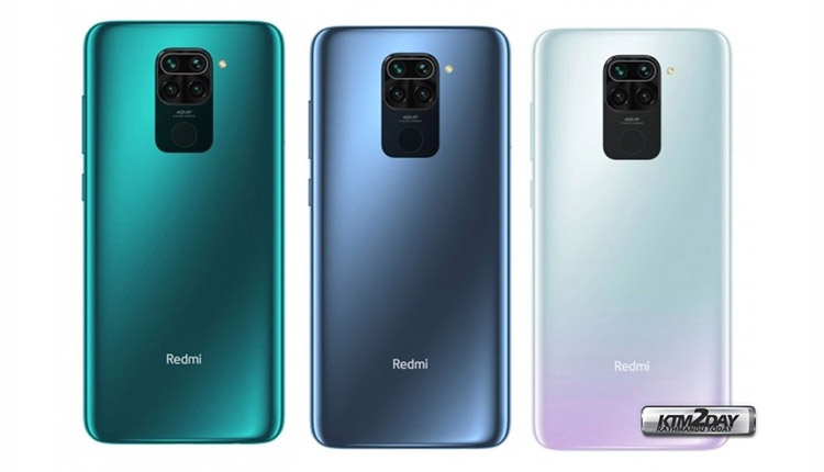 Redmi note 9 Color Options