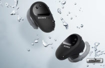 Sony's New Truly Wireless WF-SP800N Sport Headphones launched with ANC