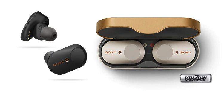 Sony WF1000-XM3 Nepal