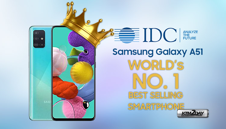 Worlds best selling smartphone
