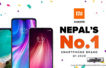Xiaomi is Nepal's number one smartphone brand in 2020-Q1