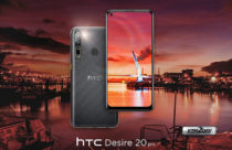 HTC Desire 20 Pro and HTC U20 5G launched