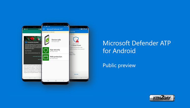 Microsoft Defender ATP for Android