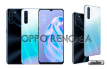 Oppo Reno 3A is official with Snapdragon 665 Soc and Quad Rear Cameras