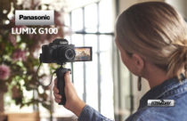 Panasonic LUMIX G100 — Camera Designed Especially for Vloggers