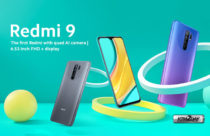 Xiaomi Redmi 9 launched with Helio G80, Quad Cameras and 5020 mAh battery