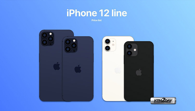 Apple iPhone 12 Price in Nepal