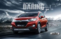 Honda WR-V 2020 facelift finally launched in two trims