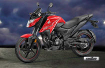 Honda XBlade 2020 model launched with BS6