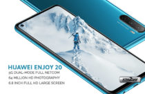 Huawei Enjoy 20 launched with Dimensity 800 with 5G, 64 MP camera