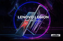 Lenovo Legion Phone Duel With Side Pop-Up Selfie Camera, Snapdragon 865+ SoC Launched