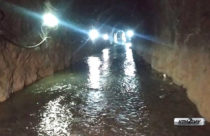 Melamchi Tunnel filled with water, test phase begins